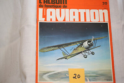 le fana de l'aviation-n°20-les Currtis Hawk français 2°-BellXP77-3/71
