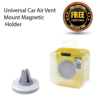 Universal Car Air Vent Mount Magnetic Holder Stand REMAX RM-C10