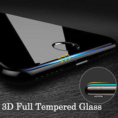Premium Real Tempered Glass Protective Film Screen Protector For iPhone 8 7 Plus