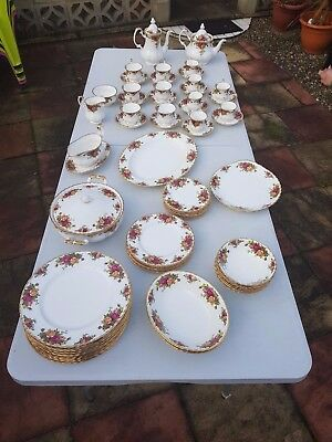 Royal Albert Old Country Roses Dinner/Tea Ware