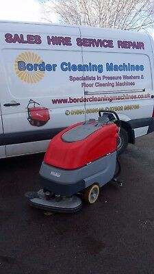 Hako B70 Floor Scrubber Drier / Dryer