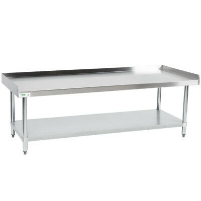 "Regency 30"" x 72"" Stainless Steel NSF Equipment Stand Commercial Work Prep Table"