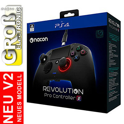 Nacon Revolution Pro Controller 2 PS4 Playstation 4 Proficontroller Gamepad NEU