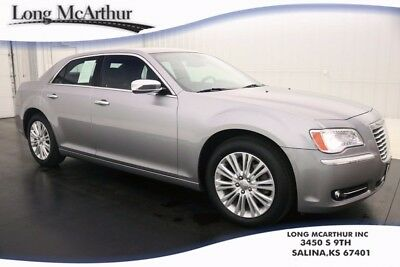 "2014 Chrysler 300 Series 300C AWD 8 SPEED AUTO V6  NAV LEATHER 19"" WHEELS NEW$40775 CLEAN AUTOCHECK, GARMIN NAVIGATION, HEATED FRONT AND REAR SEATS MEMORY SEAT"