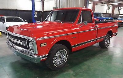 1969 Chevrolet C-10 Short Wide Bed Pickup V8 auto 1969 Chevrolet C10 Short Bed Pickup. V8 automatic