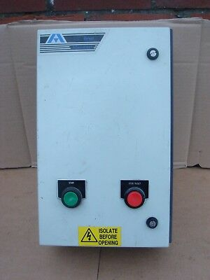 Allen West Direct On Line Switching Starter 11-20 Amps
