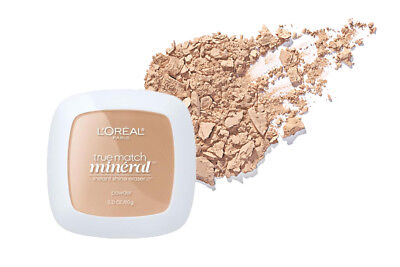 L'oreal True Match Mineral Pressed Powder ** Choose  Your Shade **