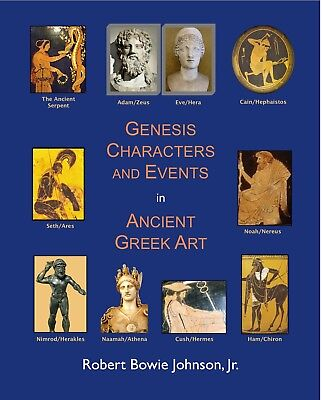 Genesis Characters and Events in Ancient Greek Art