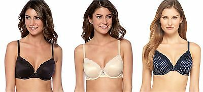 NWT-MAIDENFORM Comfort Devotion Extra Coverage Bra 9404 Many Sizes & Colors NEW!