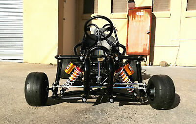 2018 Go Kart 270Cc 9Hp Elec/Pull Start Lifan Engine Adjustable Adult Or Teenage