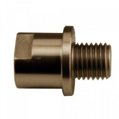 PSI Woodworking LA341018 Headstock Spindle Adapter (3/4Inch x 10tpi to 1Inch x