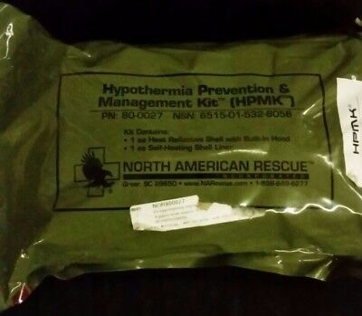 Nar Hypothermia Prevention And Management Kit (Hpmk) Not Schlafsack Edc