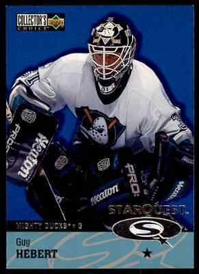 1997-98 Collector's Choice Star Quest  Guy Hebert #SQ42