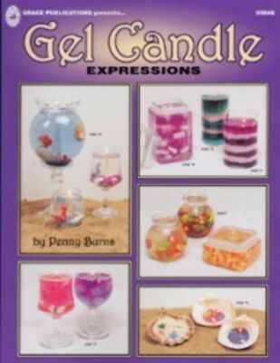 Craft Books Gel Candle Expressions gp9648