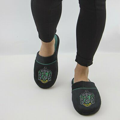 Harry Potter : SLYTHERIN SLIPPERS from Cinereplicas Size M/L