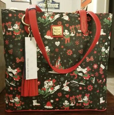 Dooney and Bourke Dooney & Bourke Disney Christmas Woodland Tote 2017 Sold Out