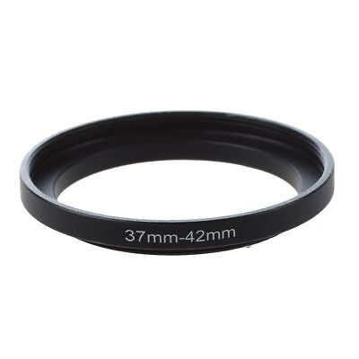 Camera Repairing 37mm-42mm Metal Step Up Filter Ring Adapter S4N1