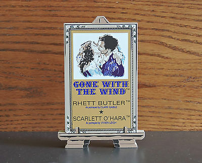 Shelia's Collectibles – Gone With The Wind 'Honeymoon Embrace Poster' – GWW 10