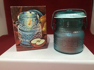 New Vintage Avon Country Spice Fragrance Candle w/Original Box