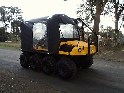 As New Amphibious Argo Avenger 8X8 All/terrain/atv/buggy/quad/bike/farm/kart