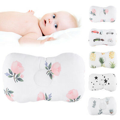 5Types Baby Infant Newborn Pillow Prevent Flat Head Neck Support Soft Anti Roll