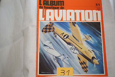le fana de l'aviation-n°31-les ailes Northrop 3°-l'Espadon-3/72