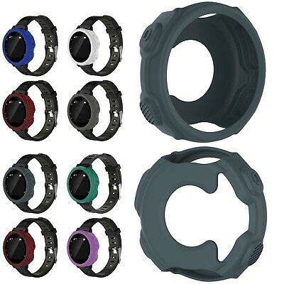Silicone Casing Cover Case Skin For Garmin Forerunner 235 735XT GPS Watch Strap