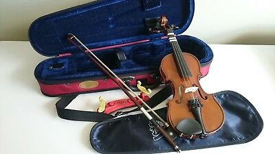 Violin - Stentor Student I Series Violin Outfit 1/16 Size