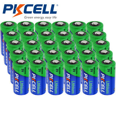 40x 3V CR123 CR123A 17345 DL123A Batteries For Netgear Arlo Security Camera