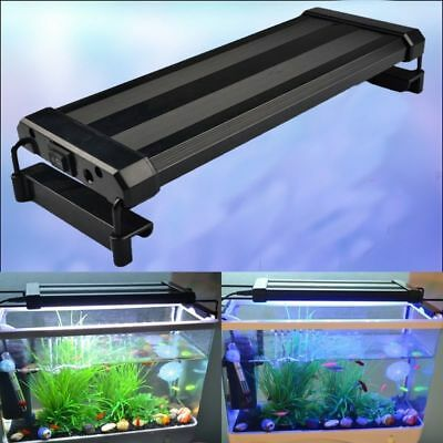 28-116 CM Aquarium Fish Tank LED Lighting Fresh Marine Plant Aqua Lights