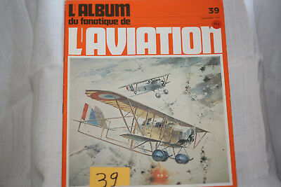 le fana de l'aviation-n°39-les Amiot 340-350-370 3°-le Bell Airacobra-12/72