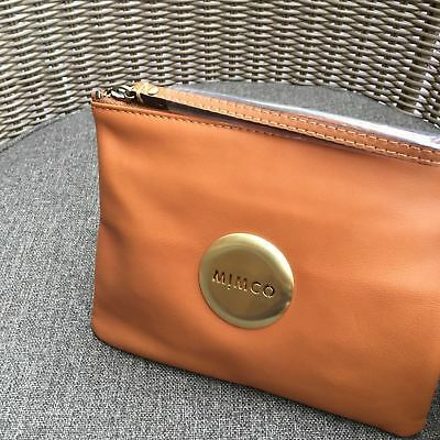 Mimco Lovely Honey Pouch Wallet Rrp 99.95 Bnwt • Express Delivery