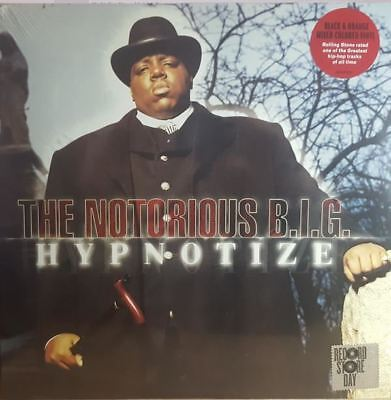 The Notorious B.I.G - Hypnotize - Limited Edition - BF Indie Exclusive - Black &