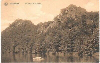 Carte Postale - Houffalize - CPA - Le Herou et l'Ourthe