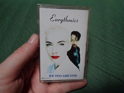 EURYTHMICS_We Too Are One_used cassette_ships from AUS_zz61_B3