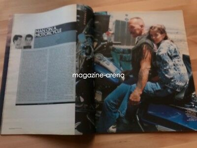 Hell's Angels Sonny Barger Man On A Motorcycle   /  Magazine