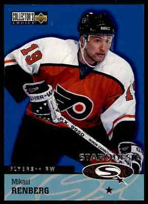 1997-98 Collector's Choice Star Quest Mikael Renberg #SQ9