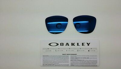 Oakley FROGSKINS lenti ricambio color ICE  iridium model 9013 cal 55