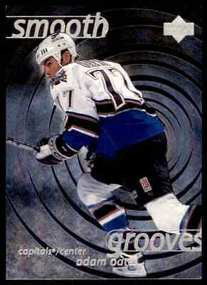 1997-98 Upper Deck Smooth Grooves Adam Oates #SG56
