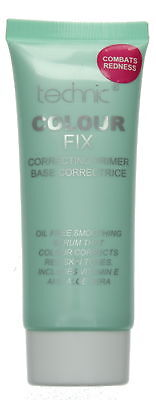 Technic Colour Fix Combat Redness Correcting Primer 35ml