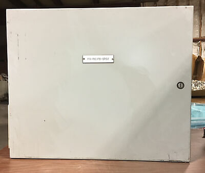 Hoffman Electrical Cabinet Enclosure 20 x 24 x 8