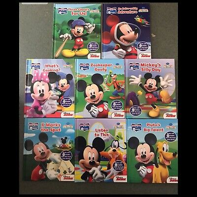 Mickey Mouse Bundle Books