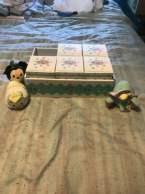 US Disney Store Tsum Tsums Easter 2017 Blind Box-Donald, Dumbo, Mickey Or Minnie