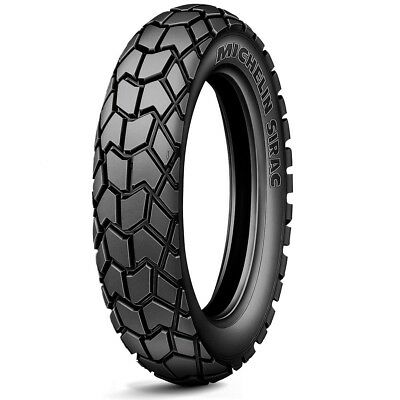 Michelin NEW Sirac 110/80-18 Dual Sport On Off Road Adventure Touring Rear Tyre