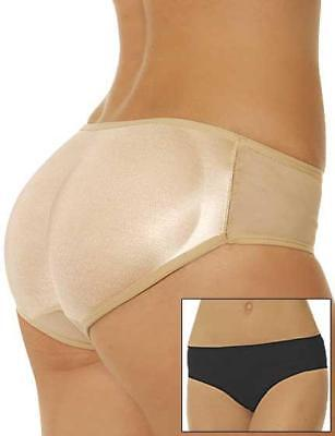 Padded Panties Booty Enhancer Thick Built-in Pads Butt Booster S M L XL 2XL 7011