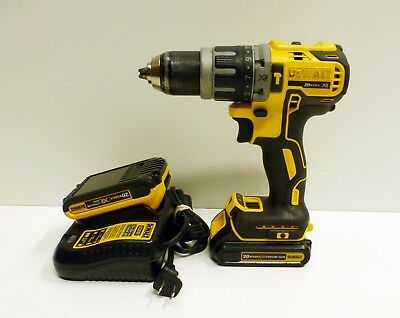 DeWalt DCD796 Cordless Hammerdrill Driver 20V Brushless + 2 Batteries / Charger