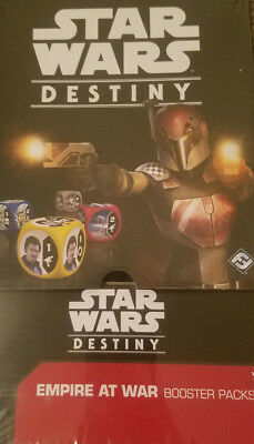 Star Wars Destiny Empire at War Sealed Booster Packs