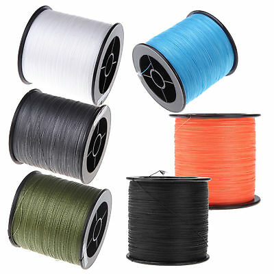 500 M 30 LB 0.26mm fishing line strength PE Braided 4 Strands L3K9