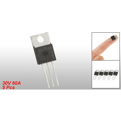 5 Pcs BUZ91A 600V 8A N-channel Power MOSFET Transistors D8I3
