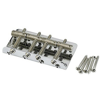 Vintage Bass Bridge Assembly for Vintage Jazz Bass and Precision Bass E1Z9 F5X7